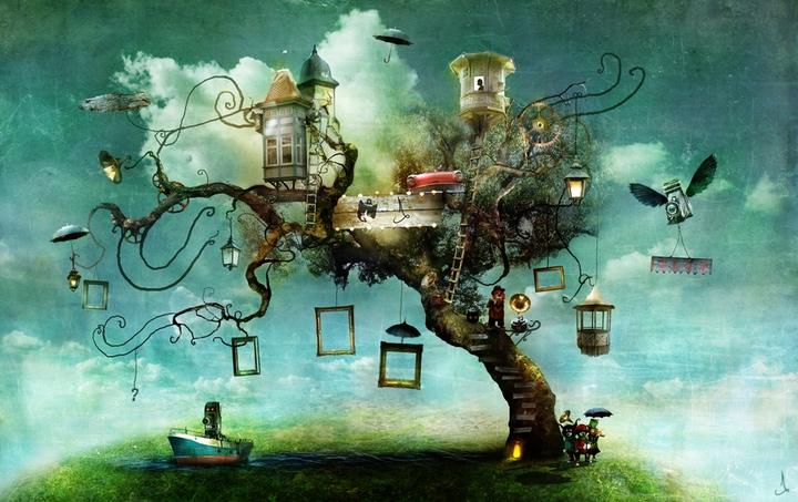 Alexander Jansson: A Tree