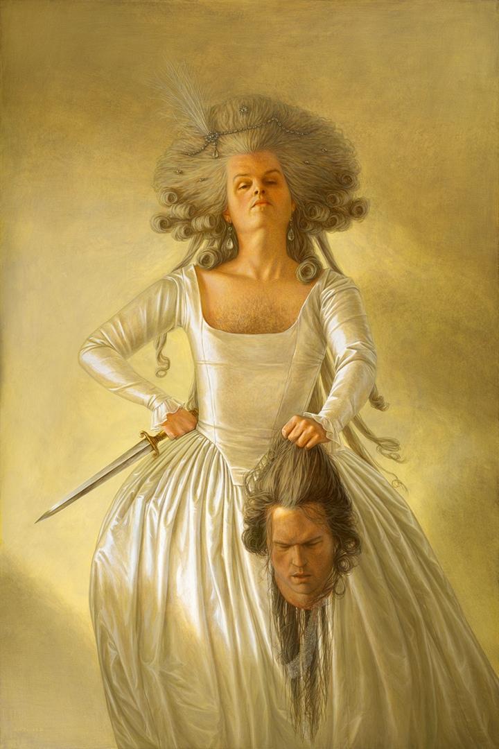 Stephen O'Donnell: Judith et Holopherne