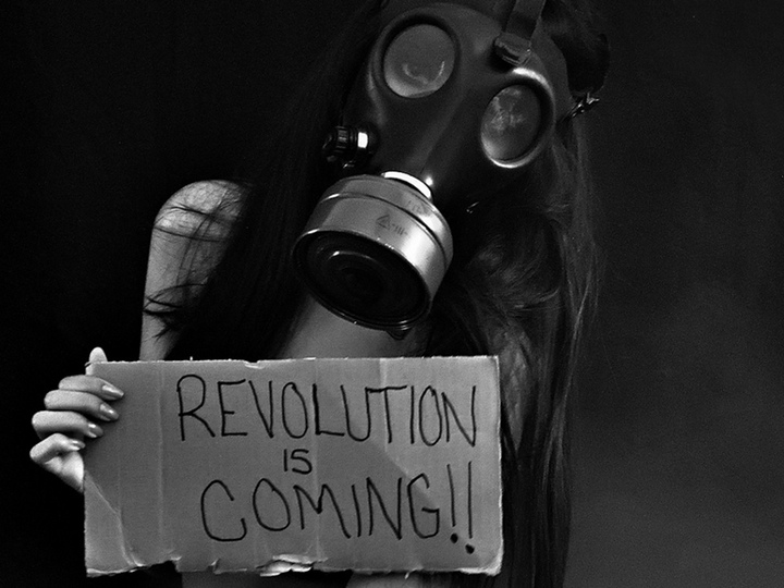 Revolution Is Coming!
