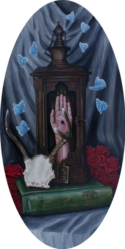 Kristin Forbes-Mullane: Still No. 93 (The Reliquary)