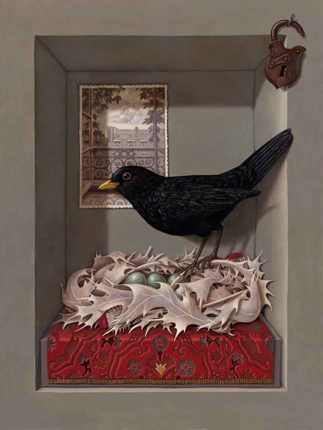 Madeline von Foerster: Blackbird